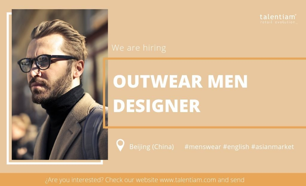 outwear men designer